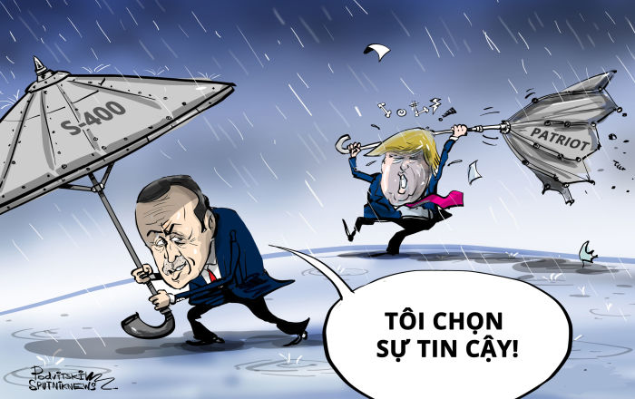 Erdogan chọn sự chắc chắn
