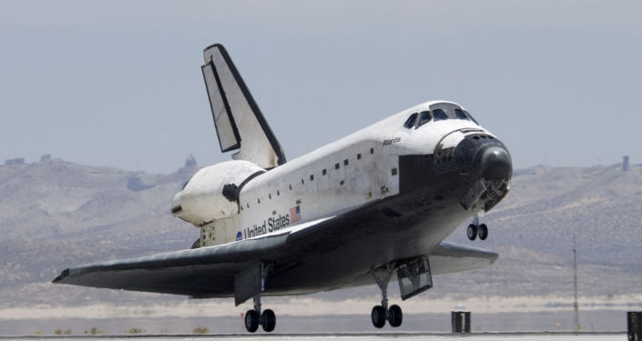 U.S. shuttle Atlantis to deliver chip from Newton's apple tree to ISS