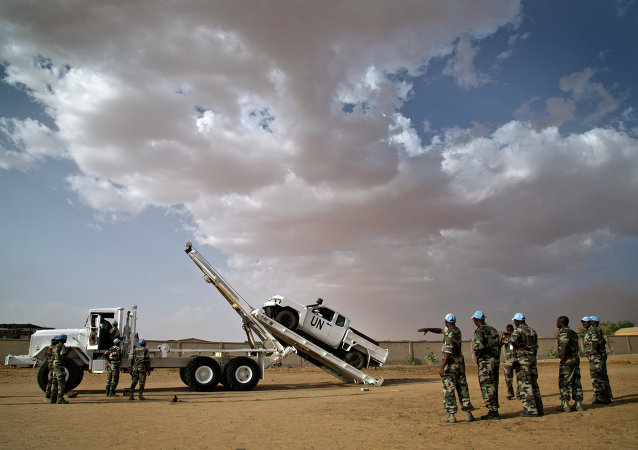 UN Multidimensional Integrated Stabilization Mission in Mali