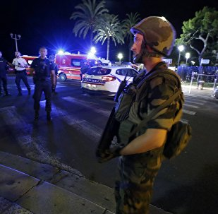 Attack in Nice, France