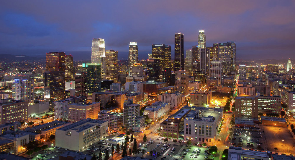 Downtown Los Angeles