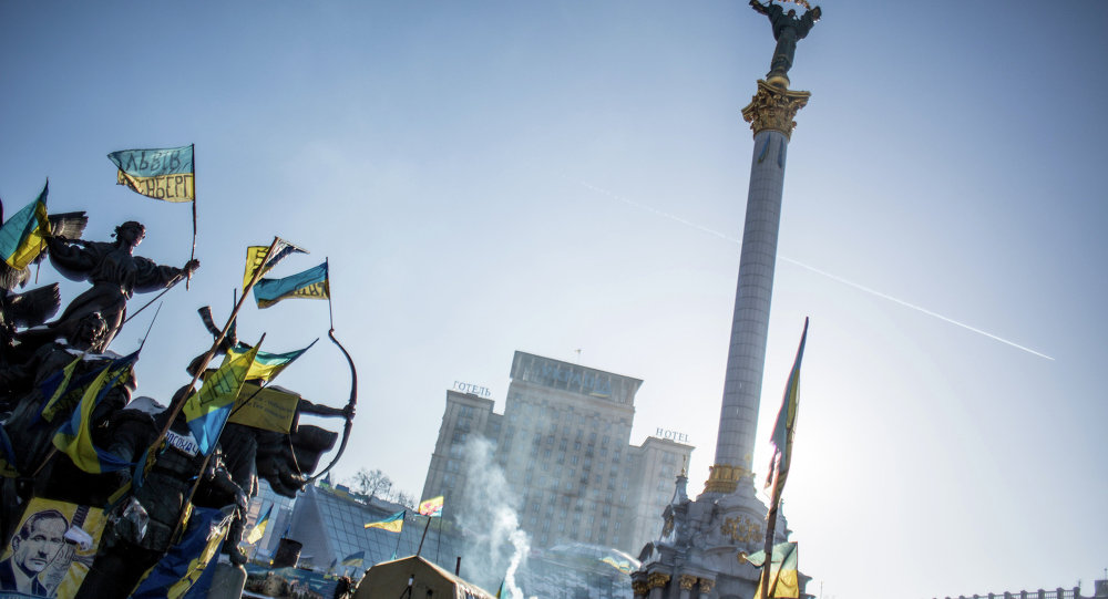 Developments in Kiev