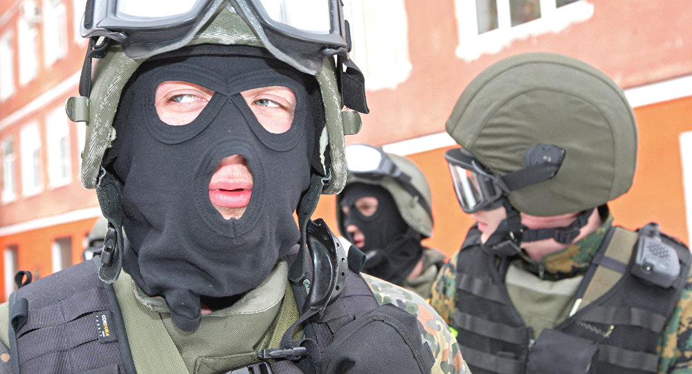 Special forces troops. (File)