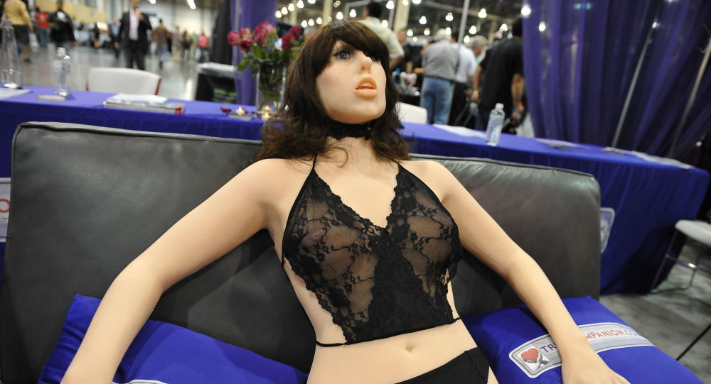sex robot True Companion