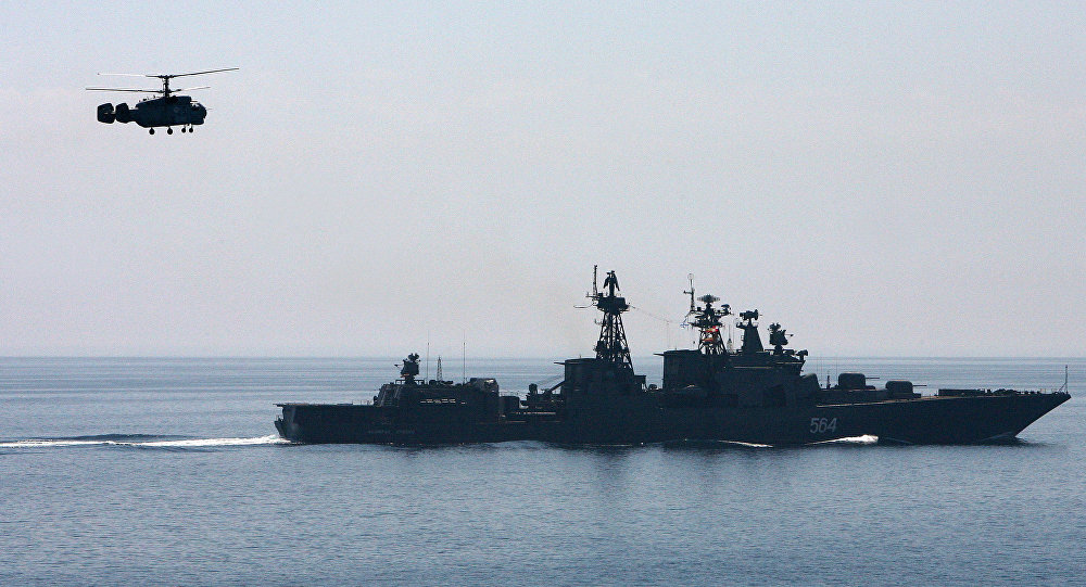 Caspian Sea Flotilla to remain independent military unit