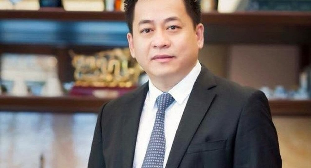 Ông Phan Văn Anh Vũ