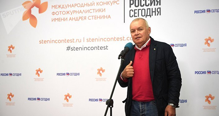 Dmitry Kiselev