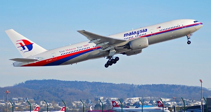 Máy bay của malaysia airlines