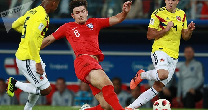 Hậu vệ Harry Maguire (Anh)
