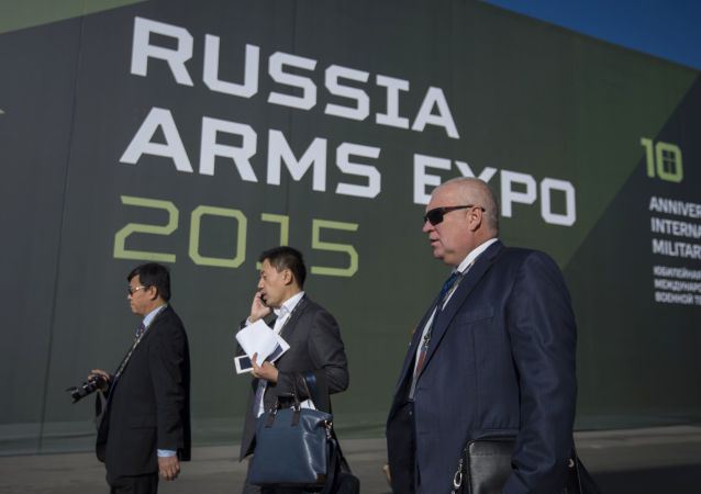 Russia arms expo-2015