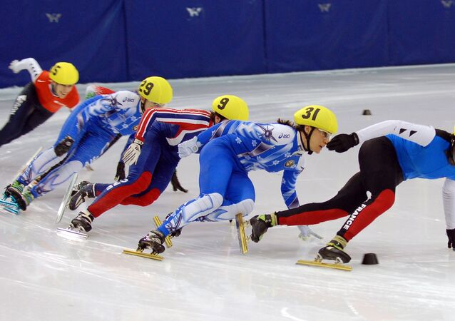 Short Track Speed Skating
