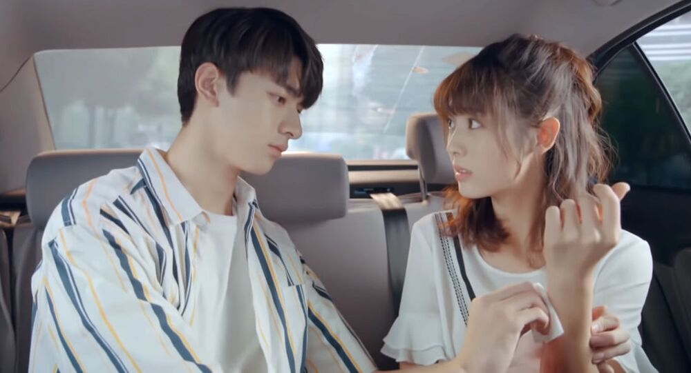 "Phim của Netflix ""Put your head on my shoulder"""