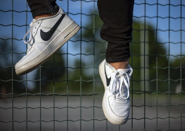 Giày thể thao Nike Air Force.