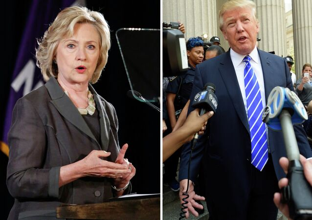 Hillary Clinton và Donald Trump
