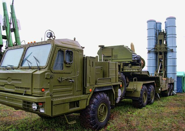 S-300 PMU2 Favorit