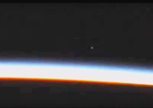 NASA has sparked an alien controversy after it cut off live streaming video from the International Space Station (ISS) on July 8, 2016