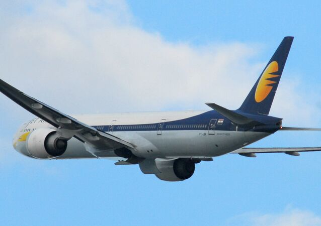 Jet Airways Boeing 777-35R/ER