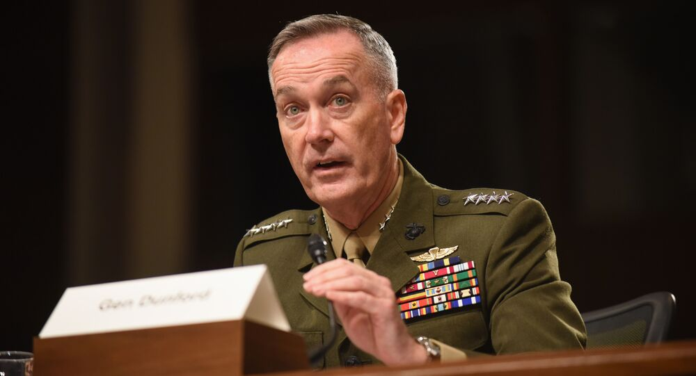 Chairman of the US Joint Chiefs of Staff Gen. Joseph Dunford