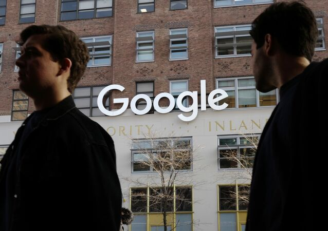 Google, New York