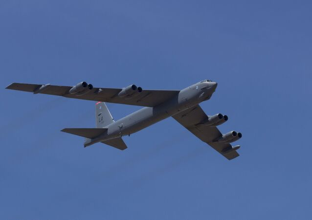 Stratofortress B-52
