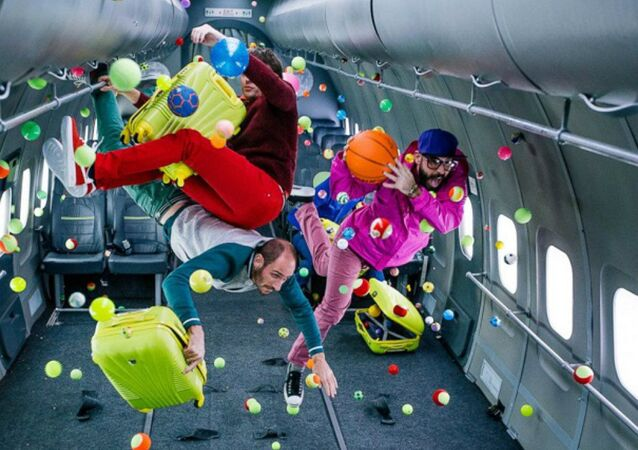 OK GO /S7 Airlines