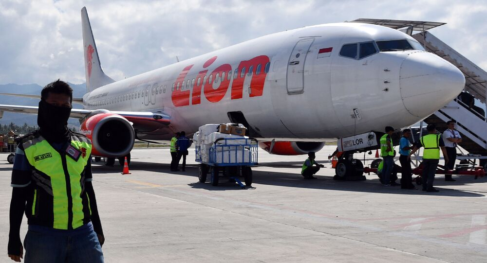 Máy bay Boeing 737-800 Lion Air