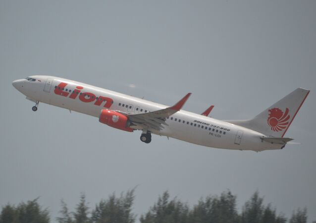 Máy bay Lion Air