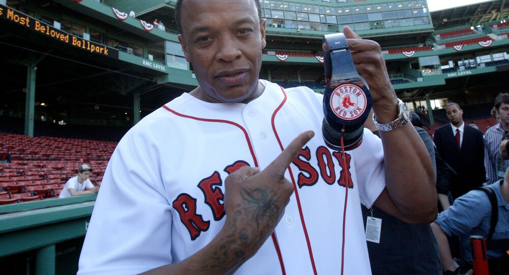 Dr. Dre (Andre Romelle Young).