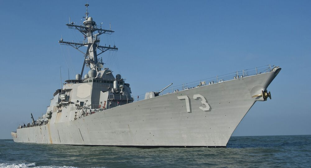 USS Decatur