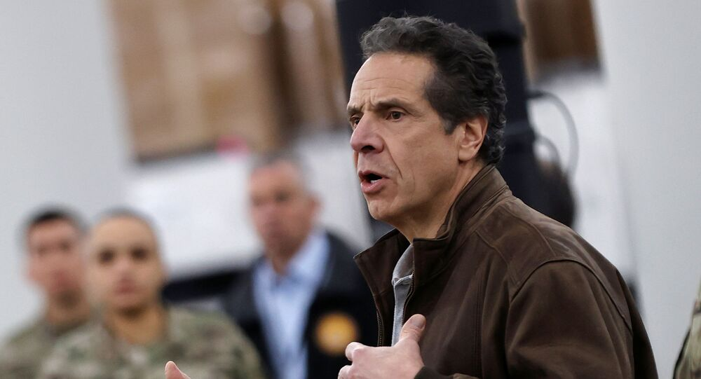 Thống đốc bang New York Andrew Cuomo